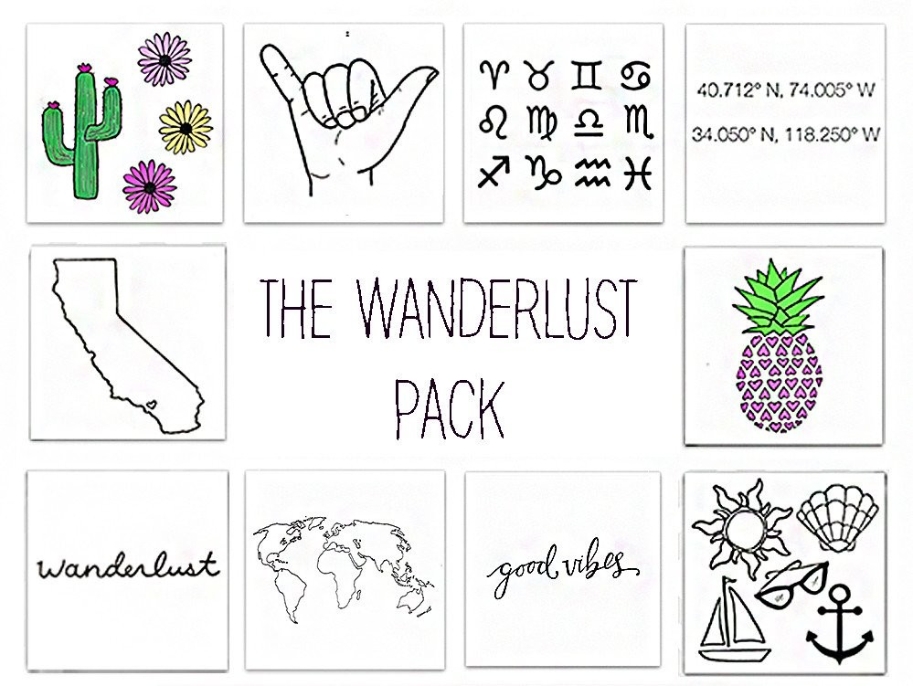 The Wanderlust Pack