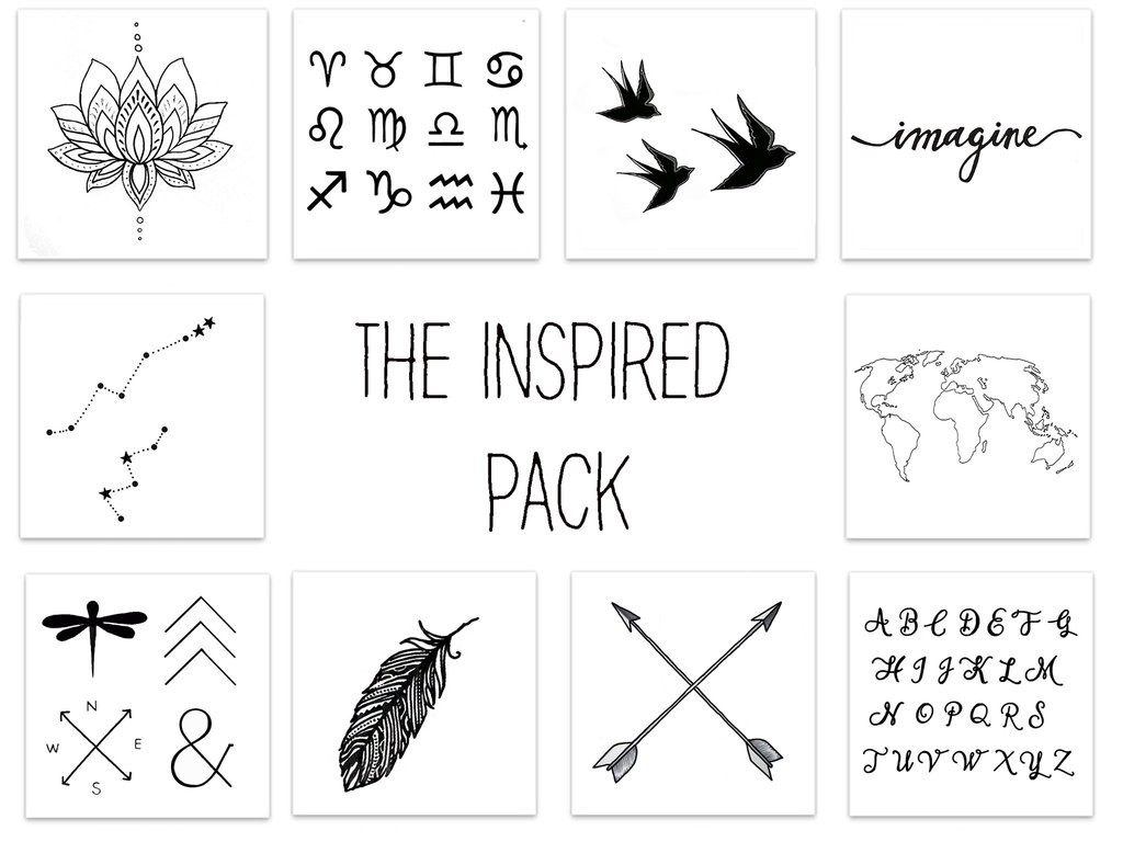 The Insprired Pack