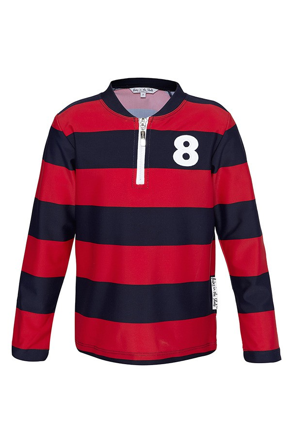 Rugger Red